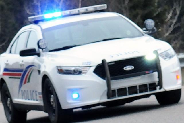 Les patrouilleurs de la police de Saguenay ont intercepté deux conducteurs...