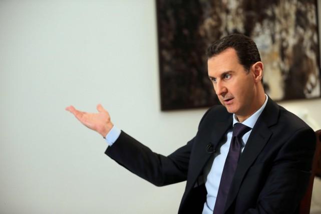 Dans une interview exclusive à l'AFP réalisée jeudi... (PHOTO JOSEPH EID, AFP)
