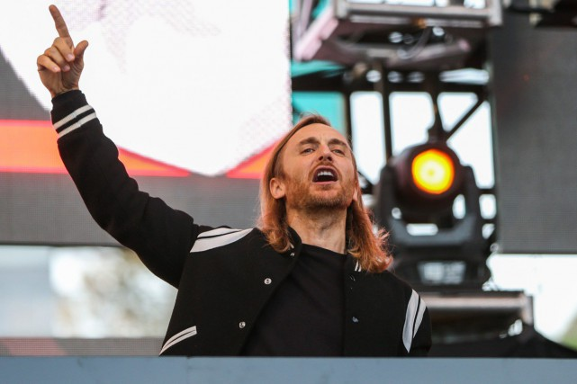 Le roi de l'electronic dance music, David Guetta, donnera un concert... (PHOTO ARCHIVES AP)