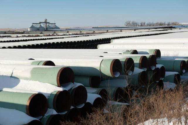 «Rares sont les projets industriels où la répartition... (Photo Andrew Cullen, Reuters)