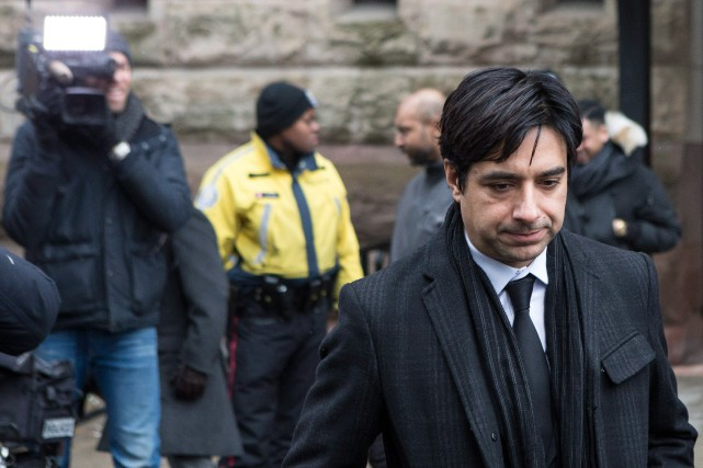 L'ex-animateur vedette de la CBC Jian Ghomeshi... (PHOTO CHRIS YOUNG, LA PRESSE CANADIENNE)