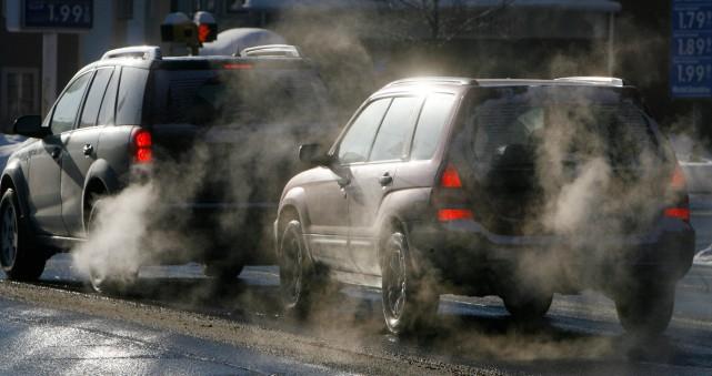 «Alors que les émissions [de gaz à effet... (PHOTO TOBY TALBOT, ARCHIVES LA PRESSE CANADIENNE)