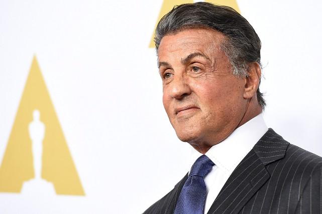 L'acteur Sylvester Stallone n'auraitpas hésité à boycotter la... (PHOTO ARCHIVES AFP)