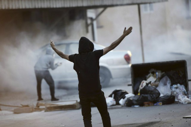 Depuis cinq ans,le Royaume de Bahreïn estsecoué par... (PHOTO MOHAMMED AL-SHAIKH, AFP)