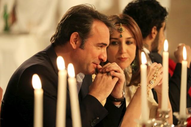 Les dialogues entre Antoine (Jean Dujardin) et Anna... (Fournie par Unifrance)
