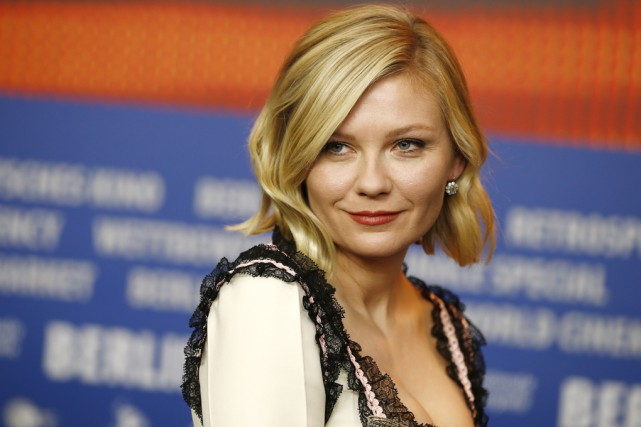 Kirsten Dunst... (PHOTO ARCHIVES AP)