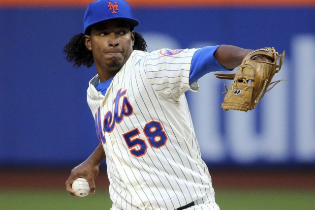 Jenrry Mejia... (Photo Jenrry Mejia, USA TODAY SPORTS)