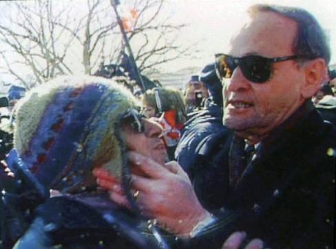 Le fameuxShawinigan Handshake... (Phil Nolan, Global News/Archives PC)