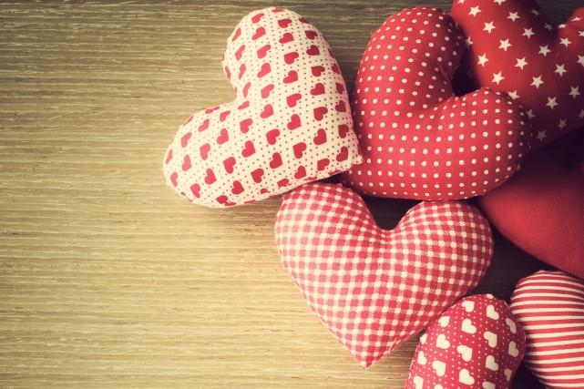 L'amour en cinq récits, rédigés selon cinq points de vue distincts. En cette... (Photo 123RF)