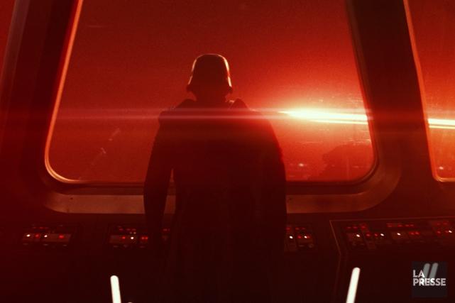 Le septième épisode de la saga, «Le Réveil... (Fournie par Disney/Lucasfilm)
