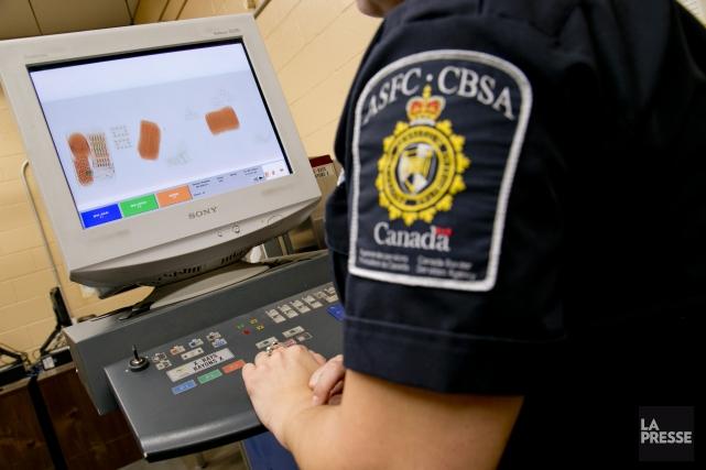L'Agence des services frontaliers du Canada (ASFC) affirme être en mesure... (David Boily, Archives La Presse)