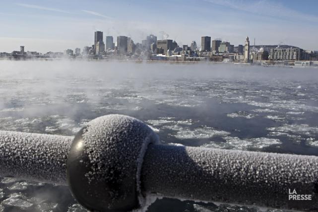 Un froid intense sévira tout le week-end sur le Québec, alors que les... (PHOTO FRANÇOIS ROY, ARCHIVES LA PRESSE)