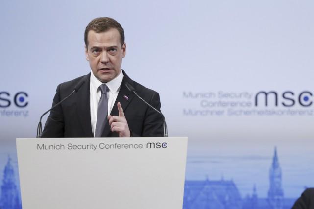 Ce qui reste c'est une politique inamicale [...]... (PHOTO REUTERS/SPUTNIK)