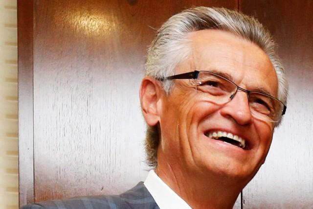Gilles Deguire, ex-maire de Montréal-Nord, touchera une indemnité... (PHOTO OLIVIER JEAN, archives LA PRESSE)