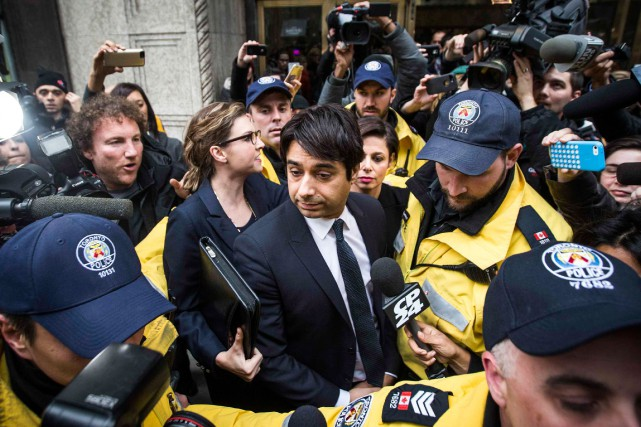 Le juge au procès de Jian Ghomeshi pour... (PHoto Mark Blinch, archives Reuters)