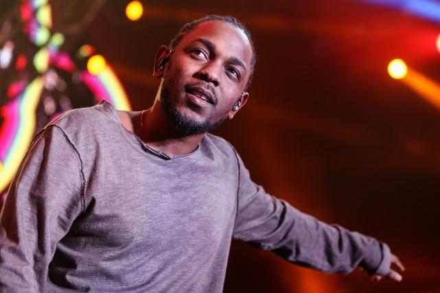 Kendrick Lamar... (PHOTO John Salangsang, AP/INVISION)