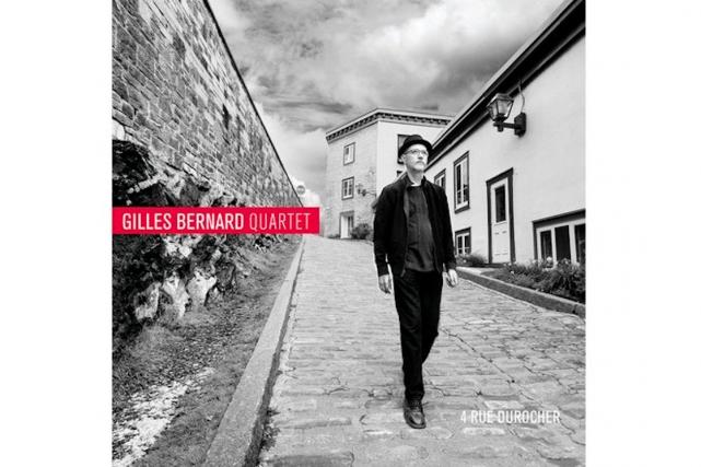 JAZZ,4 rue Durocher,Gilles Bernard Quartet...
