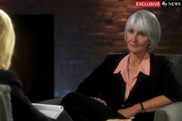 L'entretien accordé par Sue Klebold, 17 ans après... (Fournie par ABC)