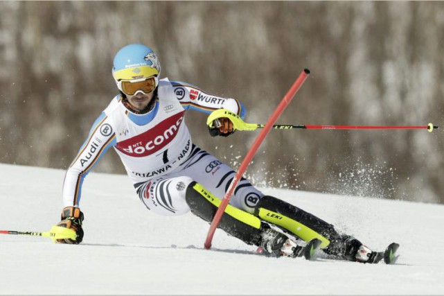 Felix Neureuther... (PHOTO REUTERS/KYODO)