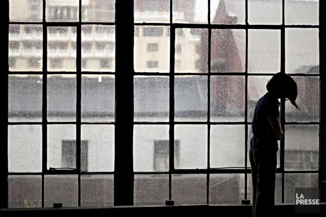 Quand le système laisse tomber une victime d'agression sexuelle, cet abandon... (Photo: François Roy, Archives La Presse)