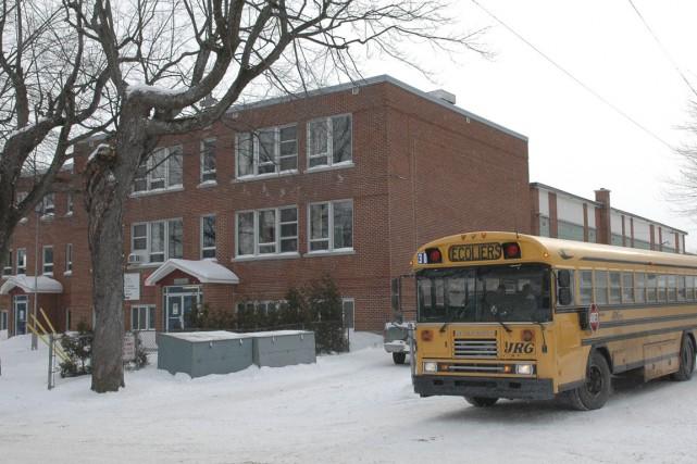 L'école primaire Sainte-Marie de Saint-Boniface déborde et la...