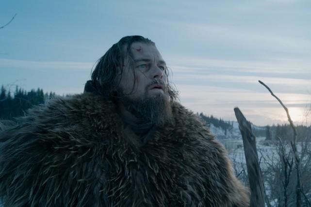 Leonardo DiCaprio a confirmé son statut de favori... (FOURNIE PAR 20TH CENTURY FOX)