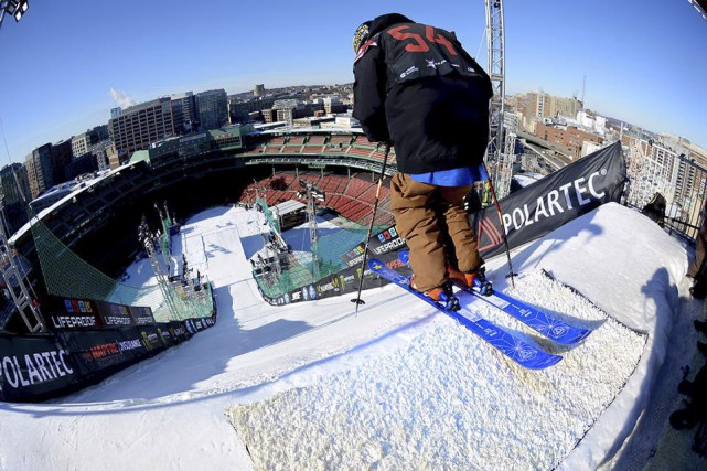 Le Fenway Park de Boston, domicile des Red... (Photo fournie)