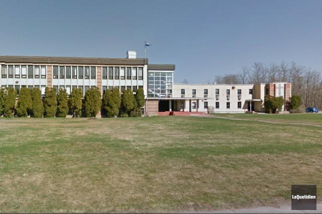 L'école Notre-Dame-de-l'Assomption... ((Archives Le Quotidien))