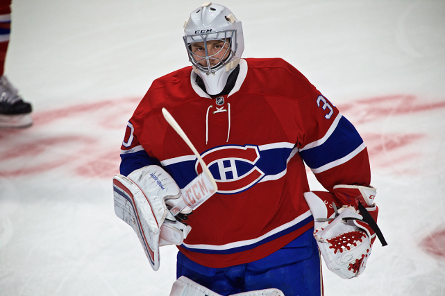 Zachary Fucale... (PHOTO ANDRÉ PICHETTE, ARCHIVES LA PRESSE)