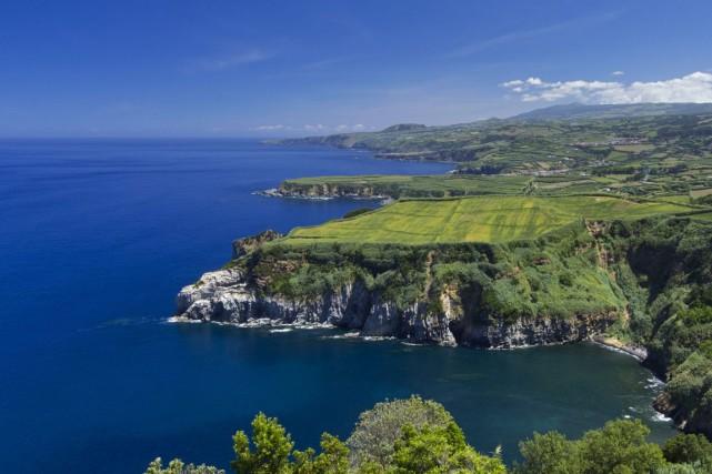 Île de São Miguel.... (PHOTO THINKSTOCK)