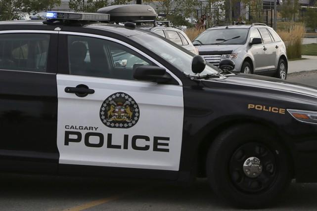La police de Calgary a ouvert une enquête... (ARCHIVES PC)