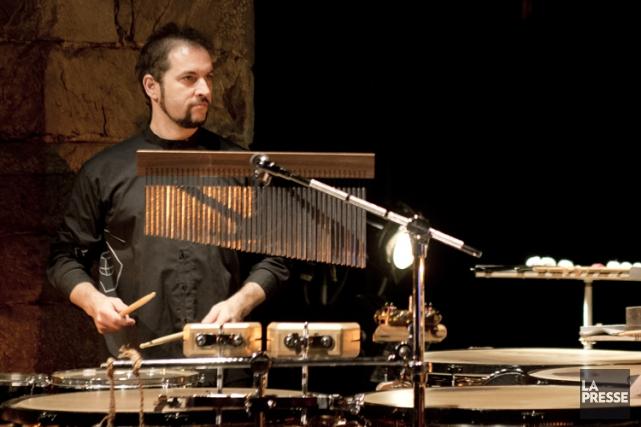 «Nous avons fait de l'orchestre classique et nous... (PHOTO MARCO CAMPANOZZI, LA PRESSE)