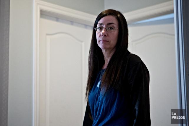 En entrevue, Marjolaine Aubé est catégorique: si la... (Archives, La Presse)