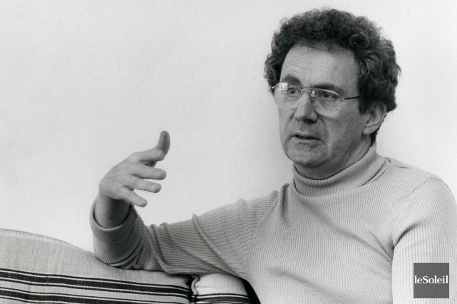 Claude Jutra... (Archives, Le Soleil)