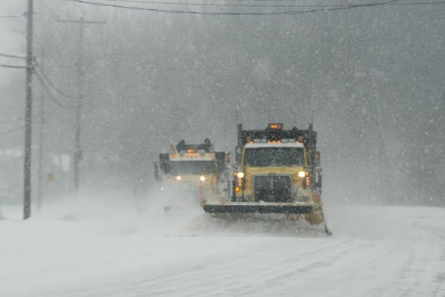 En raison des conditions météorologiques, les cours sont suspendus, ce mardi,... (Archives, Le Nouvelliste)