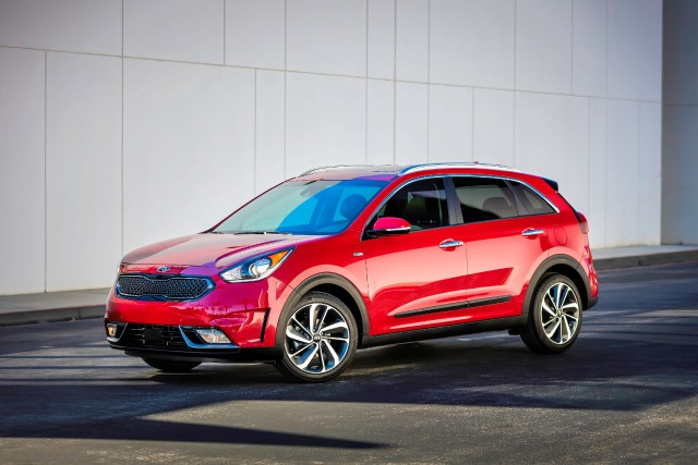 Kia Niro 2017... (PHOTO FOURNIE PAR KIA)