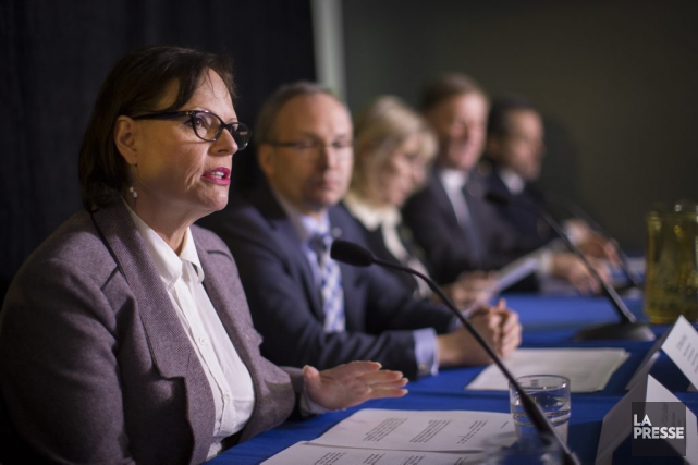 La ministre déléguée à la Protection de la... (PHOTO OLIVIER PONTBRIAND, LA PRESSE)