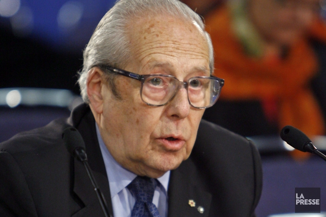 Victor Goldbloom, en 2007.... (Photo Robert Mailloux, archives La Presse)