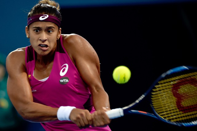 Teliana Pereira... (PHOTO ARCHIVES AFP)