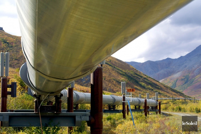 Pour le transport du pétrole, les pipelines sont de toute évidence plus... (Photothèque Le Soleil)