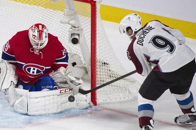 Matt Duchene a fait l'objet de rumeurs de... (Photo La Presse Canadienne)
