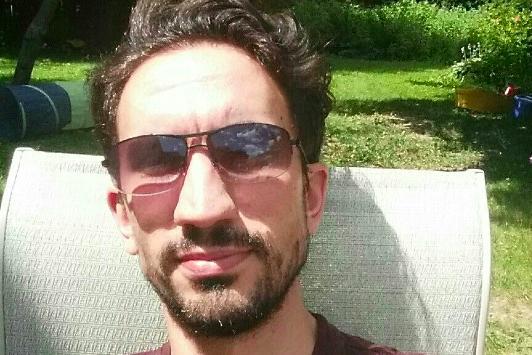 Matthew Valentini, 34 ans, d'Ottawa, est accusé de... (Tirée de Facebook)