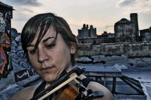 La violoniste Nadia SIrota est une des figures... (Courtoisie)