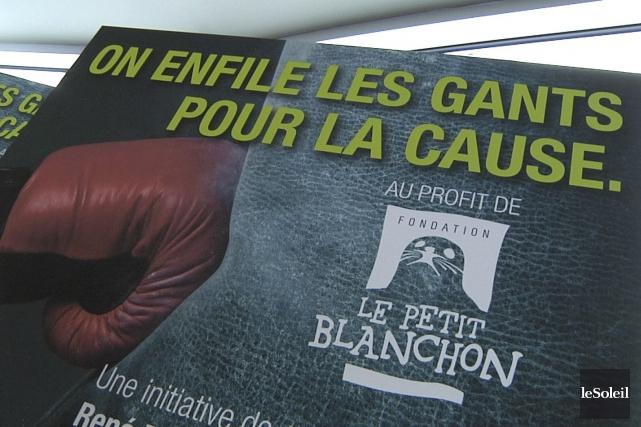 Seize boxeurs amateurs enfileront les gants vendredi soir à Québec à l'occasion... (Le Soleil, Frédéric Matte)