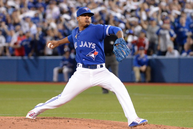 Marcus Stroman... (Photo archives Reuters)