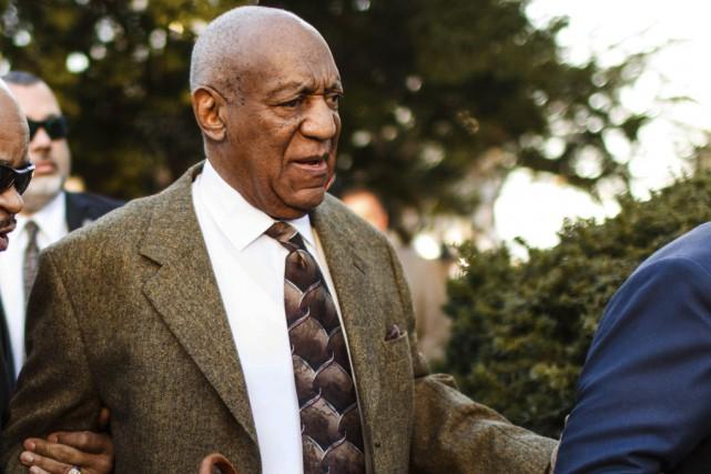 Bill Cosby est accusé d'avoir drogué et agressé... (PHOTO ARCHIVES AP)