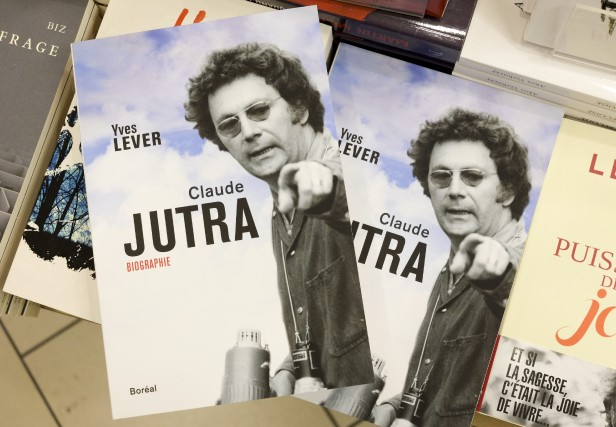 Une biographie de Claude Jutra mise en vente... (La Presse Canadienne, Paul Chiasson)