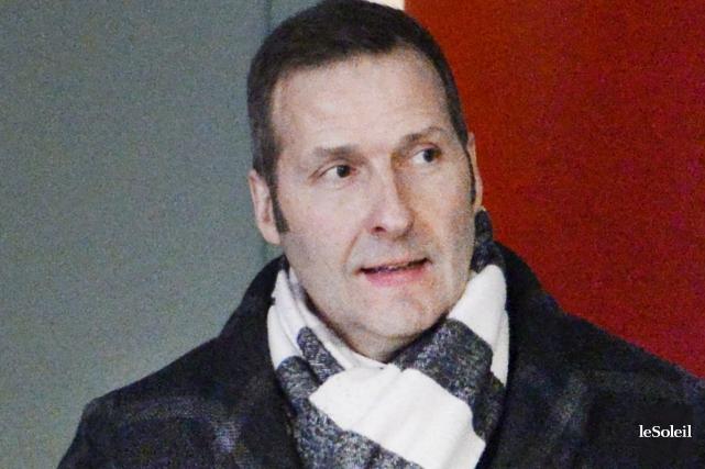 Réjean Thiboutot... (Photothèque Le Soleil, Jean-Marie Villeneuve)
