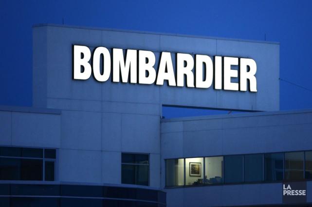 Et le gagnant du Teddy est Bombardier. «Pour un demi-siècle à siphonner les... (La Presse)
