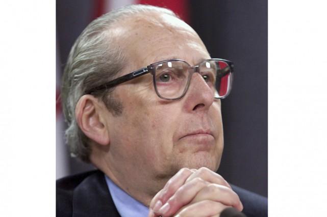 D'abord médecin, Victor Charles Goldbloom s'est surtout fait... (Archives La Presse Canadienne)